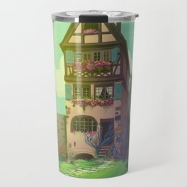 The Spirits of the Valley Travel Mug