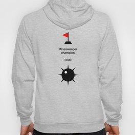 Minesweeper Champion Hoody