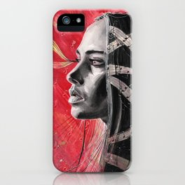 Fiona Apple iPhone Case