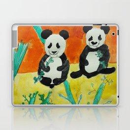 Pandas Laptop & iPad Skin