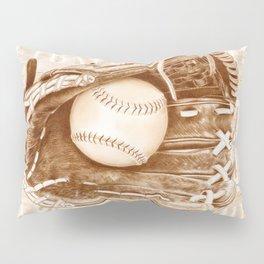 Softball Pillow Sham