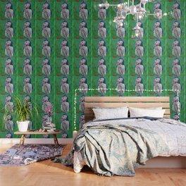 Dancing puffin Wallpaper