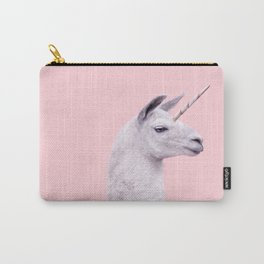 UNICORN LAMA Carry-All Pouch