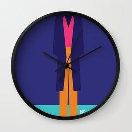 Jil Sander Aesthetic Wall Clock