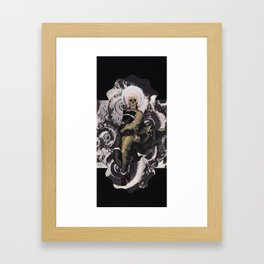 Thief in the Night Framed Art Print
