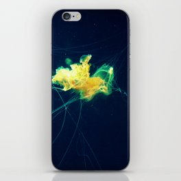 Sunshine Jellyfish iPhone Skin