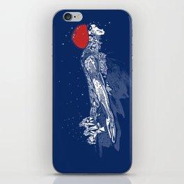 Olympic Swimmer  iPhone Skin