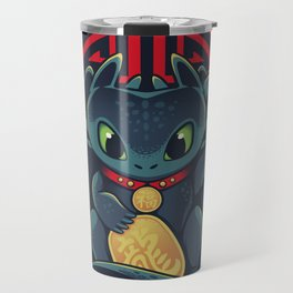 Maneki Dragon Travel Mug