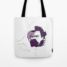 Ben Solo Awakened Tote Bag
