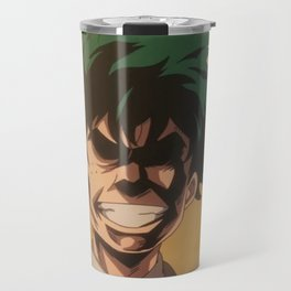 """Eat This"" My Hero Academia Travel Mug"