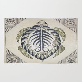 Sacred Turtle Rug