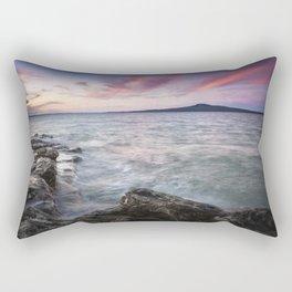 Rangitoto Rectangular Pillow