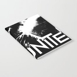 Unite Mockingjay Notebook