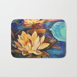 Assembling Lotus Bath Mat