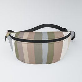 Abstract Neutrals III Fanny Pack