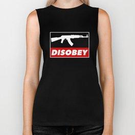 DISOBEY Biker Tank