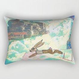 Run Bertie Rectangular Pillow