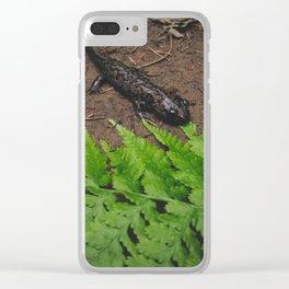 Salamander Clear iPhone Case