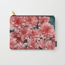 flores naranjas Carry-All Pouch