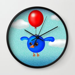 We all Need Some Help sometimes Wall Clock