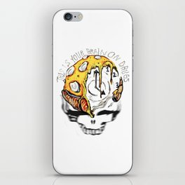 Your Brain x Drugs iPhone Skin