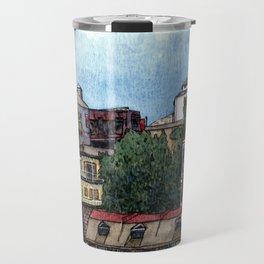 Valparaiso, Chile Travel Mug