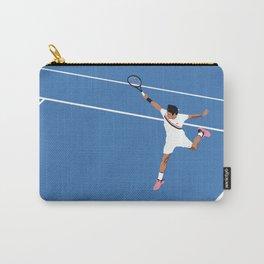 Roger Federer Backhand - Landscape Carry-All Pouch