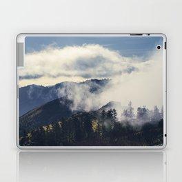 Mountain Clouds Laptop & iPad Skin