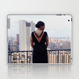 Eda Lourdes Accessories F/W 2014 NYC Photoshoot Laptop & iPad Skin