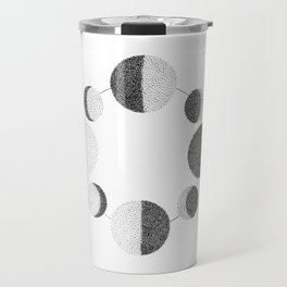 Luna Phases Travel Mug