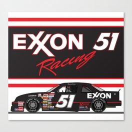 Exxon #51 Canvas Print