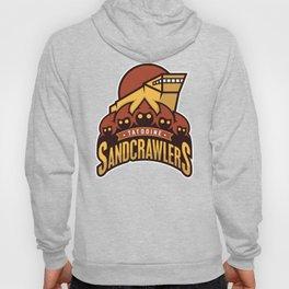 Tatooine SandCrawlers - Gold Hoody