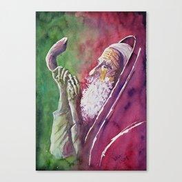 Call of The Shofar Canvas Print