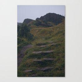 Holyrood Park 3 Canvas Print