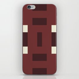 Brix iPhone Skin