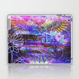 INSOMNIAC Laptop & iPad Skin