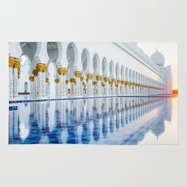 Abu Dhabi Sunset Rug