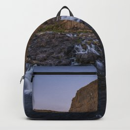 Palouse Falls - Waterfall Sunset Backpack