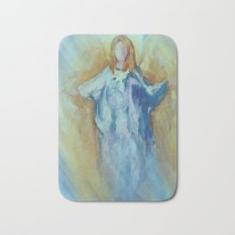 Angel Of Harmony Bath Mat
