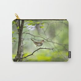Spring Forest Carry-All Pouch