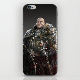Crom iPhone Skin