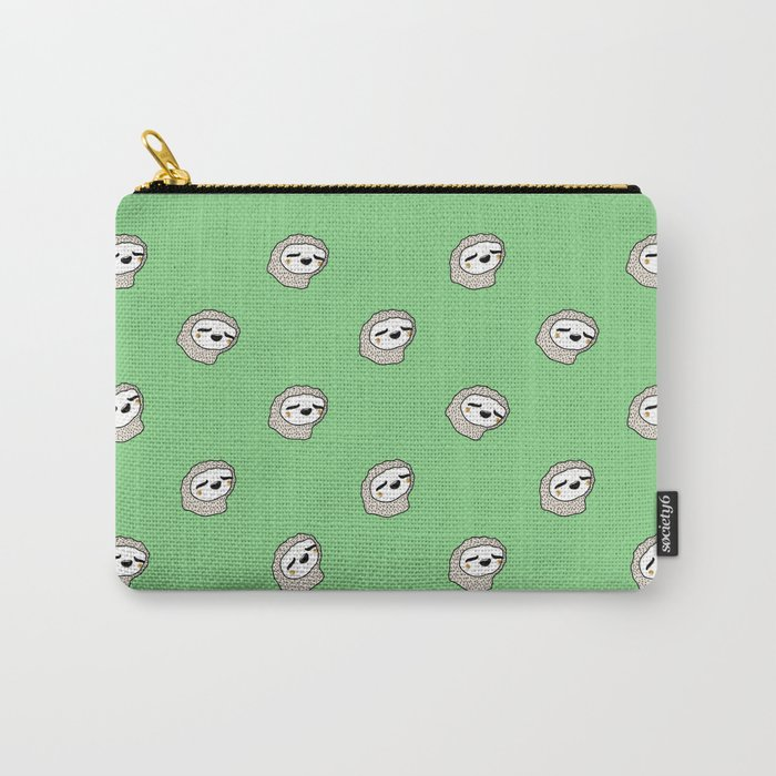Sloth Party! Carry-All Pouch