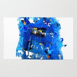 Blue Emotion Rug