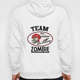 Team Zombie Hoody