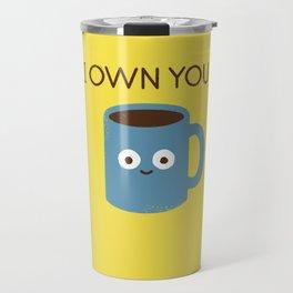Coffee Talk Travel Mug