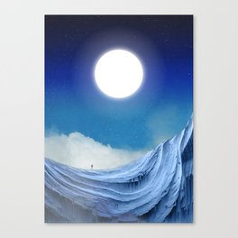 To dust Canvas Print