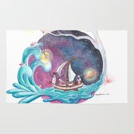 Dream & Desire's Cosmic Adventure (2017) Rug