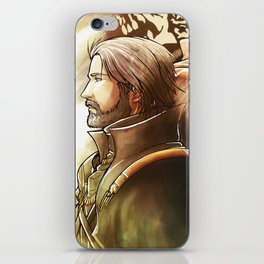 King and Prince ( Final fantasy XV ) iPhone Skin