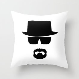 Breaking Bad Sons Throw Pillow