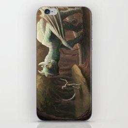 Unamused iPhone Skin